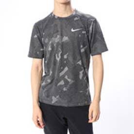 ナイキ NIKE メンズ 陸上/ランニング 半袖Tシャツ ブリーズ ライズ 365 S/S トップ 928544010 (ブラック)