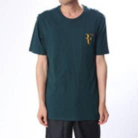 ナイキ NIKE メンズ テニス 半袖Tシャツ ナイキコート RF Tシャツ 923997372 (ネイビー)
