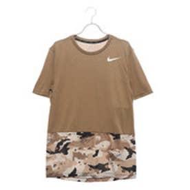 ナイキ NIKE メンズ 半袖機能Tシャツ DRI-FIT ブリーズ ハイパードライ 2L カモ S/S トップ AQ1092268