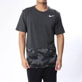 ナイキ NIKE メンズ 半袖機能Tシャツ DRI-FIT ブリーズ ハイパードライ 2L カモ S/S トップ AQ1092060