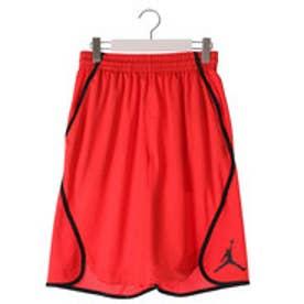 ナイキ NIKE バスケットボールプラクティスパンツ  8404117736  (レッド×ブラック)