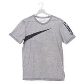ナイキ NIKE ユニセックス 半袖Tシャツ ナイキ DRI-FIT ドライ ドライブレンド ロゴ スウッシュ Tシャツ 841632063