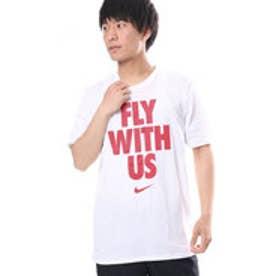 ナイキ NIKE ユニセックス バスケットボール 半袖Tシャツ コア FLY WITH US S/S Tシャツ 844463100