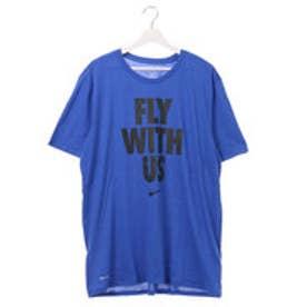 ナイキ NIKE ユニセックス バスケットボール 半袖Tシャツ コア FLY WITH US S/S Tシャツ 844463480