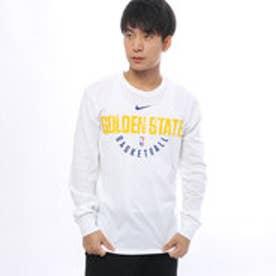 ナイキ NIKE ユニセックス バスケットボール 長袖 GSW PRTC L/S Tシャツ 927944-100