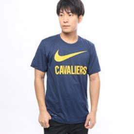 ナイキ NIKE ユニセックス バスケットボール 半袖 CLE ES SWOOSH S/S Tシャツ 870889-419