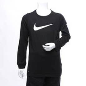 ナイキ NIKE ユニセックス バスケットボール 長袖 YTH ドライ スウッシュ HOOPS Tシャツ 862700010