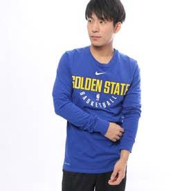 ナイキ NIKE バスケットボール 長袖Tシャツ  GSW PRTC L/S Tシャツ 927944495
