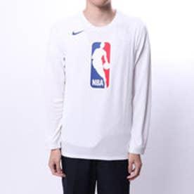 ナイキ NIKE バスケットボール 長袖Tシャツ  BIG JERRY WEST LOGO L/S Tシャツ AH9205100