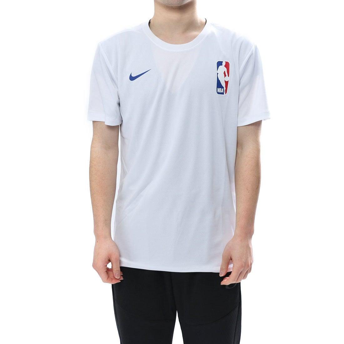 ナイキ NIKE バスケットボール 半袖Tシャツ  SMALL JERRY WEST LOGO S/S Tシャツ AH9204100
