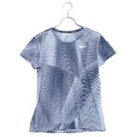 ナイキ NIKE レディース 陸上/ランニング 半袖Tシャツ ウィメンズ ブリーズ ラピッド プリンテッド S/S トップ 855166466