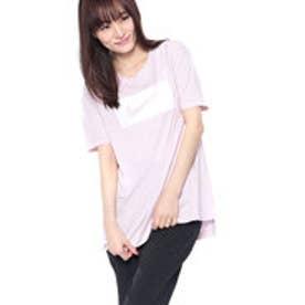 ナイキ NIKE レディース 半袖 Tシャツ ウィメンズ スウッシュ PK ドロップ テール Tシャツ 889396-699