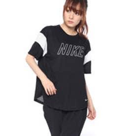 ナイキ NIKE レディース 半袖機能Tシャツ ナイキ ウィメンズ ドライ クルー FAM グラフィック S/S Tシャツ 930284010