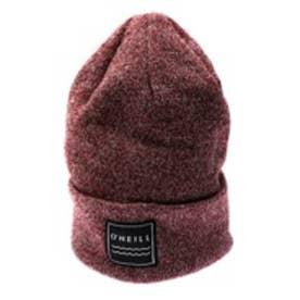 オニール O'NEILL ニット帽 635-903 ニット レッド (ボルドー)