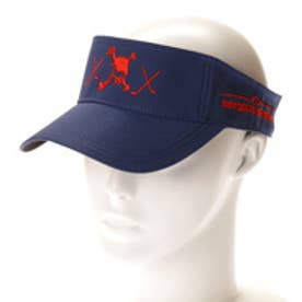 オークリー OAKLEY メンズ ゴルフ サンバイザー SKULL CLUB VISOR 911836JP-6