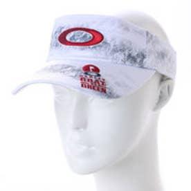オークリー OAKLEY メンズ ゴルフ サンバイザー BG COUTOUR VISOR 911918JP-0