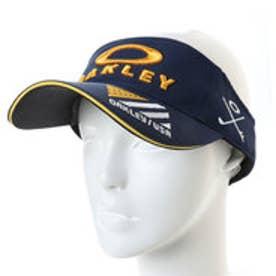 オークリー OAKLEY メンズ ゴルフ サンバイザー BG FIXED VISOR 4.0 911988JP-6