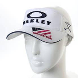 オークリー OAKLEY メンズ ゴルフ サンバイザー BG FIXED VISOR 4.0 911988JP-1