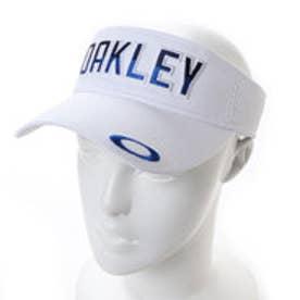 オークリー OAKLEY メンズ ゴルフ サンバイザー BG MESH VISOR 4.0 911989JP-1