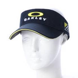 オークリー OAKLEY メンズ ゴルフ サンバイザー BG EMB VISOR 912038-6AC