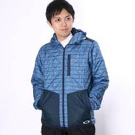 オークリー OAKLEY メンズ 中綿ジャケット Circular Insulation Jacket 1.0 412219JP (ブルー)