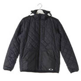 オークリー OAKLEY メンズ 中綿ジャケット Circular Insulation Jacket 1.0 412219JP (ブラック)