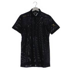 オークリー OAKLEY メンズ ゴルフ 半袖シャツ Skull Crown Sync Shirts 433974JP