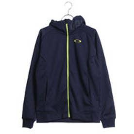 オークリー OAKLEY メンズ スウェットフルジップパーカー Enhance Technical Fleece Jacket.Grid 7.3 461598JP
