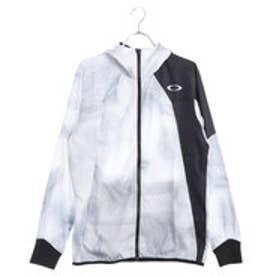 オークリー OAKLEY メンズ テニス ウインドブレーカー ENHANCE GRAPHIC WIND JACKET 8.0 412558JP