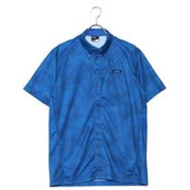 オークリー OAKLEY メンズ ゴルフ 半袖 シャツ Bark Wind Tracks Shirts 434187JP