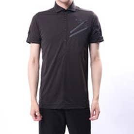 オークリー OAKLEY メンズ ゴルフ 半袖 シャツ Skull Claw Zip Shirts 2.0 434181JP
