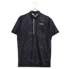 オークリー OAKLEY メンズ ゴルフ 半袖 シャツ Bark Aero Delta Shirts 434183JP