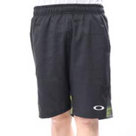 オークリー OAKLEY メンズ テニス ハーフパンツ Enhance Double Cloth Shorts.GR 8.0 442450JP