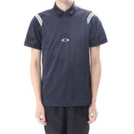 オークリー OAKLEY メンズ ゴルフ 半袖 シャツ Bark Rear Aero Delta Shirts 434185JP