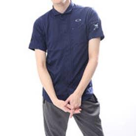 オークリー OAKLEY メンズ ゴルフ 半袖 シャツ Skull Tuck Col Casse Shirts 2.0 401894JP