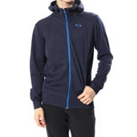 オークリー OAKLEY メンズ スウェットフルジップパーカー Enhance Technical Fleece Jacket.Grid 8.7 461668