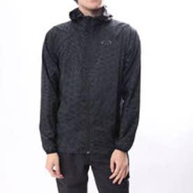 オークリー OAKLEY クロスジャケット ENHANCE DOUBLE CLOTH HOODY JACKET.QD 8.0 412555JP