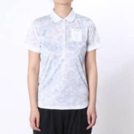 オークリー OAKLEY ゴルフシャツ Barket Spray Geo Polo 532244JP ホワイト (White Print)