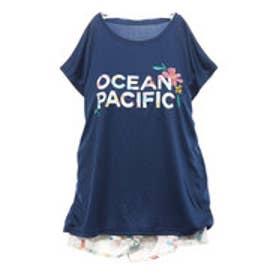 オーシャンパシフィック OCEAN PACIFIC レディース マリン 水着 4点SET 528814【返品不可商品】