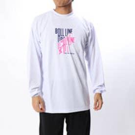 オンザコート ON THE COURT バスケットボール 長袖Tシャツ ボールライン 長袖Tシャツ BT-6044