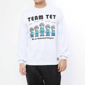 オンザコート ON THE COURT バスケットボール 長袖Tシャツ ボールライン 長袖Tシャツ NKO-6191