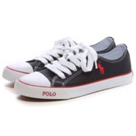 ポロ Polo キャンバスシューズ カーソンレース 991249 ネイビー 4065