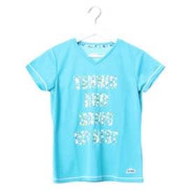 プリンス Prince レディース テニス 半袖Tシャツ ゲ-ムシャツ WL7049