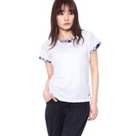 プリンス Prince レディース テニス 半袖 Tシャツ ゲ-ムシャツ WL8050