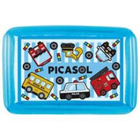 ピカソル Picasol プール ビニールプール角型ブルー DU-14037