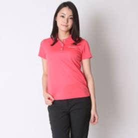 パラディーゾ PARADISO ゴルフシャツ 16SS PDレディスハンシャツ DSL31A (ピンク)