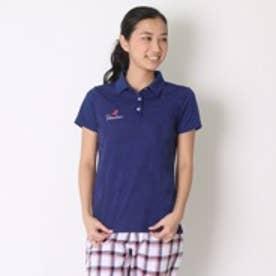 パラディーゾ PARADISO ゴルフシャツ 16SS PDレディスハンシャツ 1SDL4A (インディゴブルー)