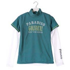 パラディーゾ PARADISO レディース ゴルフ 長袖シャツ 2SEL2F