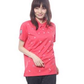 パラディーゾ PARADISO レディース ゴルフ 半袖シャツ FSL52A FSL52A