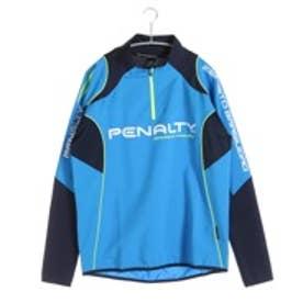 ペナルティ PENALTY フットサルウインドジャケット フライウーブントップ PO6556 ブルー  (シアン)